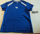 Juniors Pro Edge Brand Blue White University of Kentucky UK T-shirts  Size M L