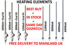 Thermostatic Heating Element with Dual Conversion Kit for Electric Towel Rails