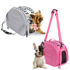 Portable Pet Dog Cat Puppy Travel Trip House Carrier Cage Crates Kennel Tote Bag