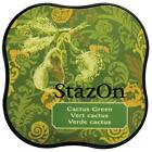 STAZON SOLVENT MIDI INK PAD - MULTISURFACE USE - 17 Colour Choices