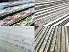 20m of MIXED Assorted Vintage Bridal Craft Lace Wedding Trim Ribbon, Lace Pack
