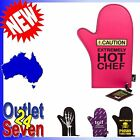Oven Mitt Kitchen Cooking Black Purple Dont Make Me Poison Your food, TGIF +more
