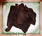 100% All Natural USDA Beef Jerky Dog Treats   Made in the USA!  No Preservatives