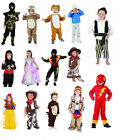 New Children's Fancy Dress Toddlers Costumes Fairy Animals Outfit 4 Years Ninja
