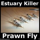 3 ULTIMATE  PRAWNS for fly fishing rods reels & lines