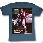 New Authentic Mens Robocop El Defensor del Futuro Tee Shirt