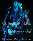 JERRY CANTRELL PHOTO ALICE IN CHAINS Concert Photo by Marty Temme 2B Les Paul