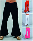 Ladies 70's Flared Trousers / flares , Five colors in four sizes