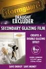 StormGuard Window Insulation Secondary Double Glazing Film Draught Excluder