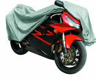 MOTORCYCLE MotorBike COVER Waterproof Rain Dust PROTECTOR by Qtech