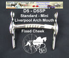 Liverpool Bit Arched Carriage Driving All Sizes Style D5