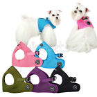 CHOOSE COLOR & SIZE DOG HARNESS VEST - MESH COLLECTION