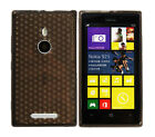 New Design Silicone gel Diamond Case for Nokia Lumia 925