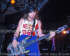 JEFF AMENT PHOTO PEARL JAM 1991 Concert Photo by Photographer Marty Temme 1B