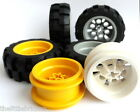 ♥ LEGO ♥ Wheel 20 x 30 Technic (6582) with or without Tyre 20 x 30 Balloon, 6581