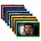 "iRULU New 7"" eXpro X1 Tablet PC Android 4.4 KitKat Quad Core 16GB Multi-Color"