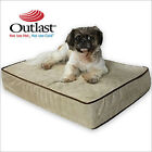 Snoozer Outlast Premium Best Innovative Dog &  Pet Bed Sleep System 3 Inch Thick