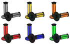 PRO GRIP 798 BLACK/GREY YELLOW GREEN RED BLUE ORANGE MX GRIPS YAMAHA KAWASAKI