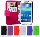 New Wallet Leather Case Cover - Samsung Galaxy S4
