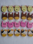 Eraser / Rubber, Farm Animals, party bag, stationery, various quantities