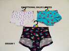 NEW LADIES EX STORE MARKS AND SPENCER M&S BREIFS PACK OF 3 SIZE 14-16  QUALITY