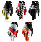 2015 100% RIDEFIT MOTOCROSS GLOVES ENDURO RACING MTB BMX 100 PERCENT NEW BIKE