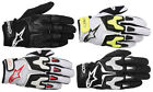 Alpinestars Mens SMX-3 SMX3 Air Leather Gloves