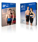 Blue Belt® Set  - Fettreduktion - Thermogürtel +Thermohose - Sauna Shorts Pants