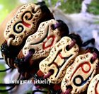 Cool Astrology Horoscope Sign Leather Surfer Characters Bracelet Wristband