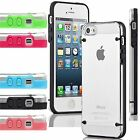 Apple iPhone 5 / 5s Case Hybrid Ultra Thin Hard / TPU Cover Protector SE (2016)