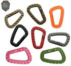 Внешний вид - ITW TAC Link Polymer Carabiner-2 Pack-Choose Your Color