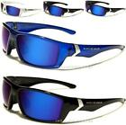 NEW SUNGLASSES ARTIC BLUE WRAP LARGE MENS LADIES WOMENS BLACK DESIGNER UV400