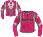 Icon Womens Overlord Sportbike SB1 Mesh Jacket