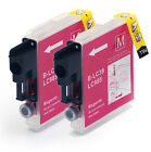 2 MAGENTA LC985 Compatible Ink Cartridges [Not Brother OEM]