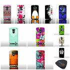 For LG G Flex Phone Cover Case - New Stylish Colorful Hard Rubber Designs