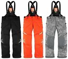 Arctiva Mens Comp 8 Insulated Snow Pants with Removable Bib 2014