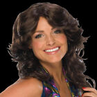 Deja Vu Wig female woman retro 70's costume hair disco charlies girl adult long