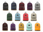 Jansport Right Pack Leather Suede Bottom Original Authentic Backpack Daypack New
