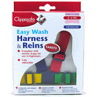 Clippasafe Easy Wash Harness & Walking Safety Reins Fully Adjustable