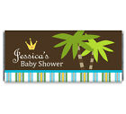 King of the Jungle Candy Bar Wrappers - King of the Jungle Baby Shower Favors