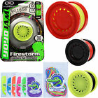 YoYo Jam x Yomega Firestorm Yo Yo & Gator String - Pro Bearing - Made in USA