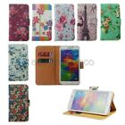 Leather Flip Cover Case Samsung Galaxy S5 G900 + Screen Protector