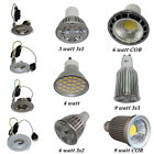 LED GU10 3W/4W/6W/9W/9W COB Downlight Spotlight Complete Kit Ceiling Bulb