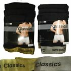 6 Pairs Of Men Boxer Shorts Gold & Silver Band Designer Underwear Classic Sport