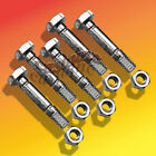 5 MTD Snowblower Shear Pin with Nuts 710-0890, 910-0890, 7100890 & 9100890