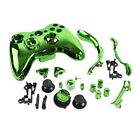 Full Shell Case Cover Button Replacement for XBOX 360 Wireless Controlle Plating
