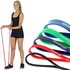 ONE HEAVY DUTY RESISTANCE BAND POWER HOME GYM FITNESS EXERCISE YOGA WORKOUT