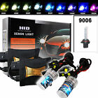 HID Xenon Kit 9006 Beam Slim Ballast Headlights for HONDA TOYOTA Ford Chevrolet