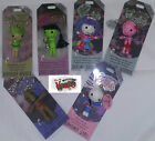 New Collectable Voodoo Doll Charm Key Chain, String Dolls, General Fun Titles