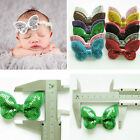 DIY Kids Girls Baby Toddler Infant bowknot Headband Hair Bow Band Accessories